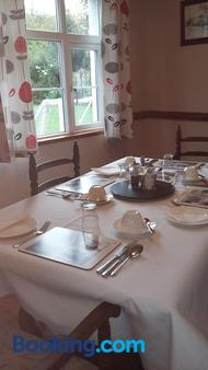 Church End Farm Bed and Breakfast - Hale (Trafford) - Dining room