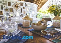 Sandat Glamping Tents - Ubud - Restaurant