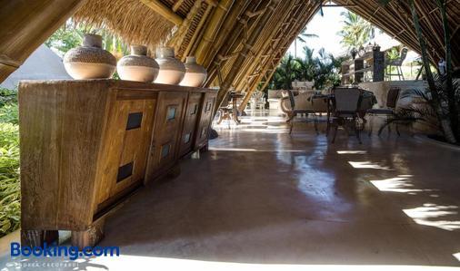 Sandat Glamping Tents - Ubud - Lounge
