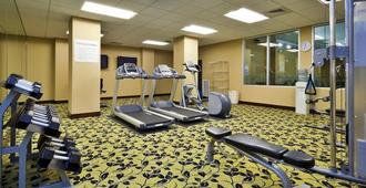 Holiday Inn San Antonio NW - Seaworld Area - San Antonio - Gym