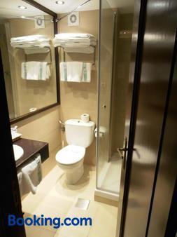 Gran Hotel Paraiso - Llanes - Bathroom