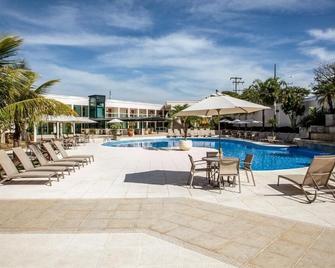 Itu Plaza Hotel - Іту - Pool