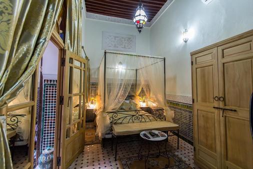 Riad Taryana - Fez - Makuuhuone