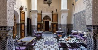 Riad Taryana - Fès - Restaurant
