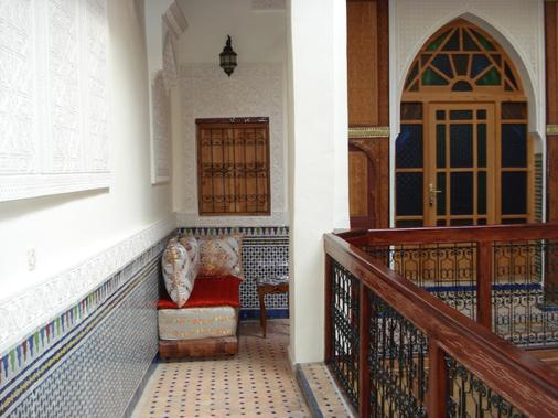Riad Taryana - Fez - Parveke