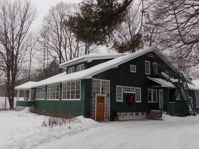 The Wilderness Inn - North Woodstock - Edificio