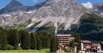 Valsana Hotel & Appartements - Arosa - Vista del exterior