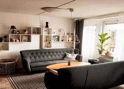 Clarion Collection Hotel Etage - Västerås - Sala de estar