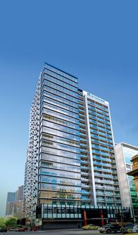 墨爾本溫德姆飯店 - 墨爾本 - 建築