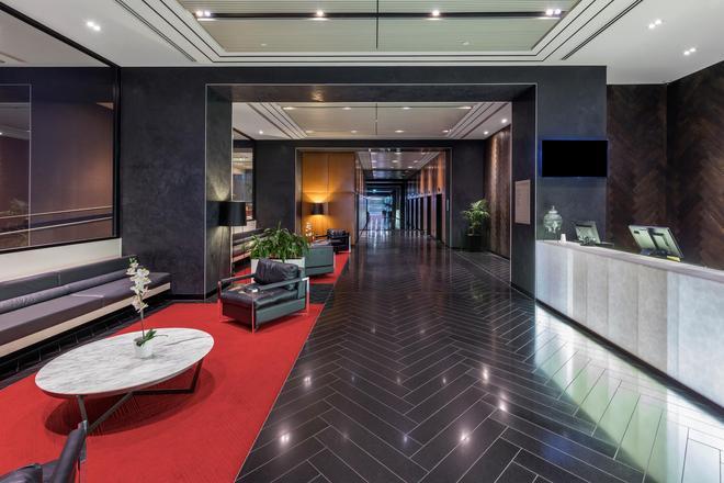 墨爾本溫德姆飯店 - 墨爾本 - 大廳