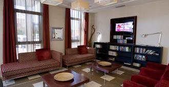 蒙塔爾沃薩拉曼卡特里普酒店 - 薩拉曼卡 - 塔拉曼卡 - 休閒室