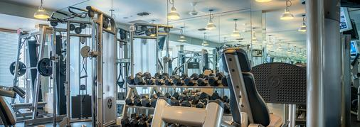 OYO Hotel And Casino Las Vegas - Las Vegas - Gym