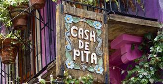 Casa de Pita - Guanajuato - Vista del exterior