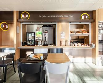 B&b Hotel Pontault Combault - Понто-Комбо - Ресторан
