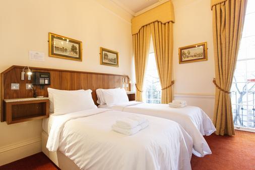 Morgan Hotel - London - Schlafzimmer