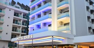 Oasis Hotel - מרמריס - בניין