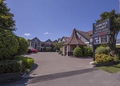 Amross Court Motor Lodge - Κράισττσερτς - Κτίριο