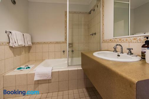 Central City Exclusive Apartments - Perth - Bathroom