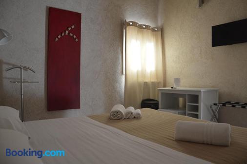 Secret B&B - Trapani - Bedroom