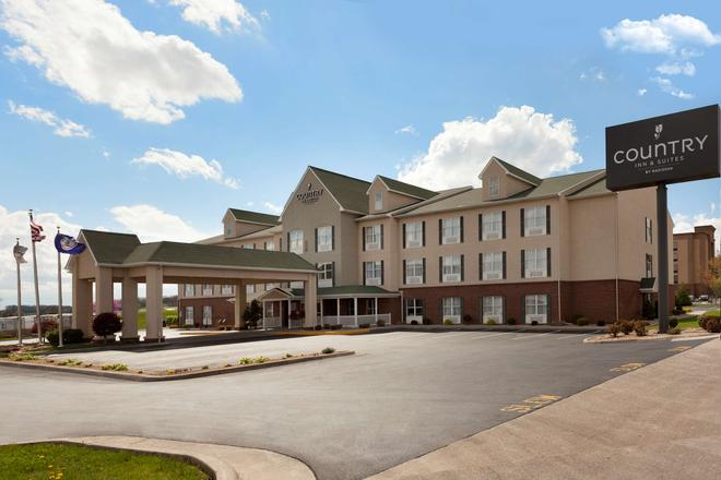 Country Inn & Suites by Radisson, Harrisonburg, VA - Harrisonburg - Rakennus