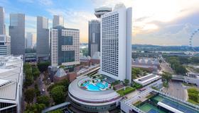 Pan Pacific Singapore - Singapur - Edificio