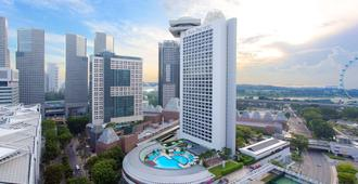 Pan Pacific Singapore - Singapore - Rakennus