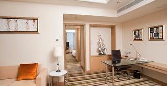 Holiday Inn Tianjin Riverside - Tianjin - Bedroom