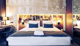 Mercure Bucharest City Center - Bucharest - Bedroom