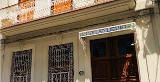 Hostal Los Villanueva - Havanna - Byggnad