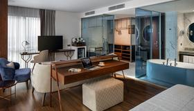Lionel Hotel Istanbul - Istanbul - Living room