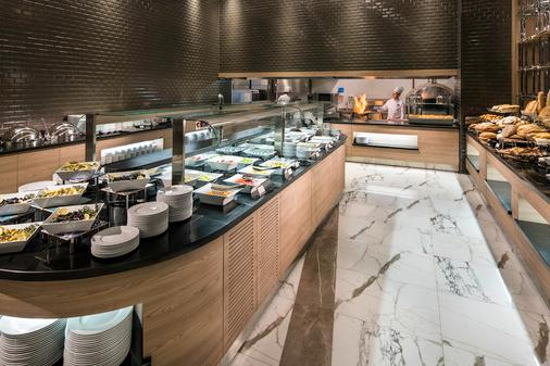Lionel Hotel Istanbul - Istanbul - Buffet