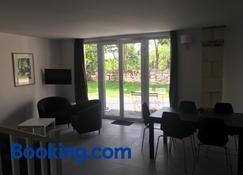 Les Terrasses de Chaumont 1 - Montsoreau - Sala de estar