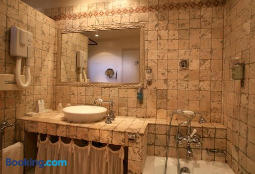 Le Mas des Carassins - Saint-Rémy-de-Provence - Bathroom