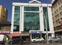 Cenas Otel - Ağrı - Building