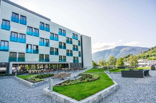 Quality Hotel Sogndal - Sogndal - Gebäude