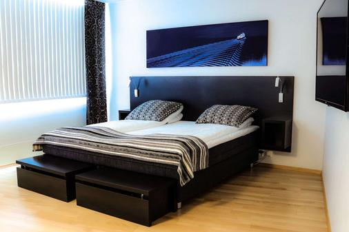 Quality Hotel Sogndal - Sogndal - Schlafzimmer