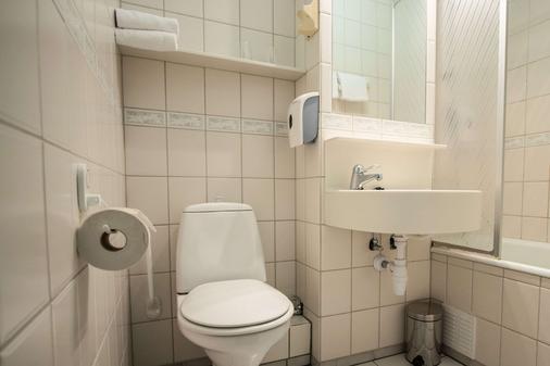 Quality Hotel Sogndal - Sogndal - Bathroom