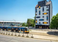 Best Western Terminus Hotel - Sofia - Byggnad