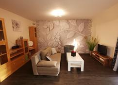 Apartments Villa Ratskopf - Wernigerode - Wohnzimmer