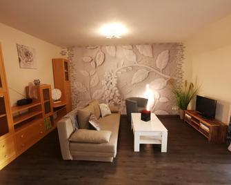 Apartments Villa Ratskopf - Wernigerode - Stue