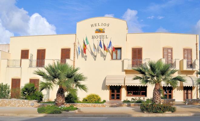 Helios Hotel - San Vito Lo Capo - Gebäude