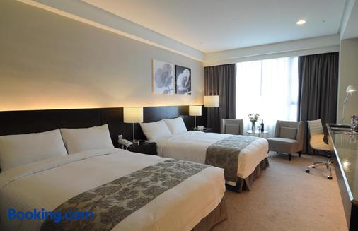 百事達國際飯店 - 花蓮市 - 臥室