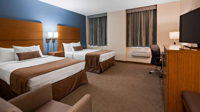 Best Western Plus Philadelphia Convention Center Hotel - Φιλαδέλφεια - Κρεβατοκάμαρα