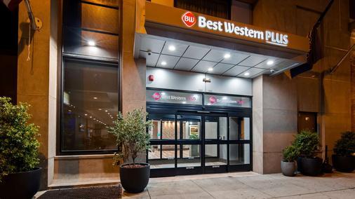 Best Western Plus Philadelphia Convention Center Hotel - Φιλαδέλφεια - Κτίριο
