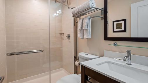 Best Western Plus Philadelphia Convention Center Hotel - Φιλαδέλφεια - Μπάνιο