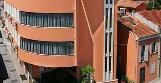 Hotel Solarium - Civitanova Marche - Edificio