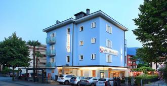 Osteria Ticino da Ketty & Tommy - Ascona - Κτίριο
