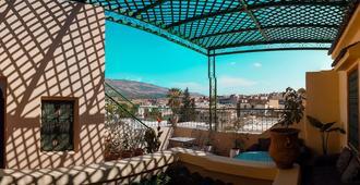 Hostel El Blida - Fez - Balcony
