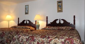 Oceanside motel - Dennis Port - Schlafzimmer