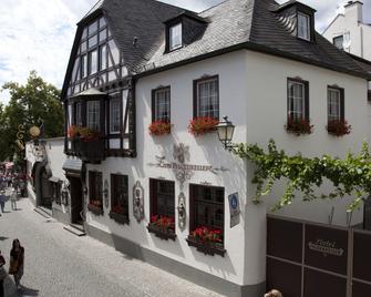 Hotel Felsenkeller - Rüdesheim am Rhein - Κτίριο